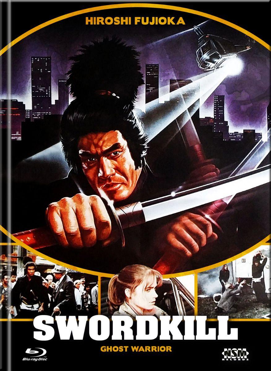 Swordkill (Lim. Uncut Mediabook - Cover C) (DVD + BLURAY)