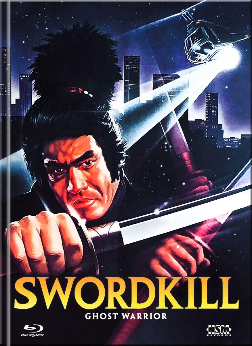 Swordkill (Lim. Uncut Mediabook - Cover E) (DVD + BLURAY)