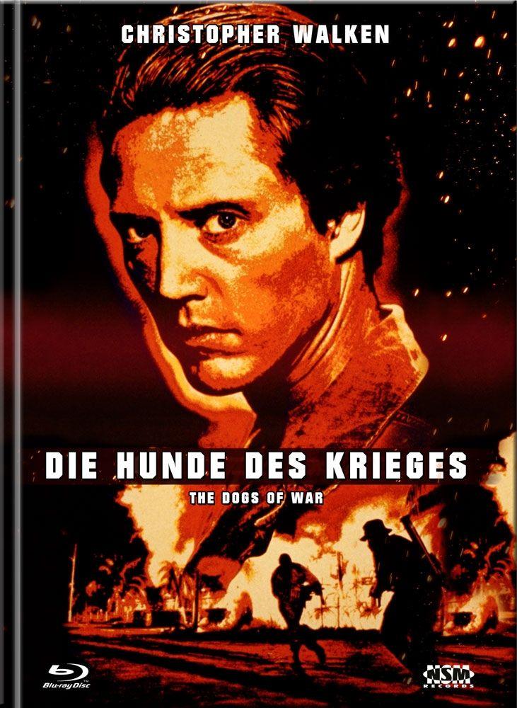 Hunde des Krieges, Die (Lim. Uncut Mediabook - Cover D) (DVD + BLURAY)