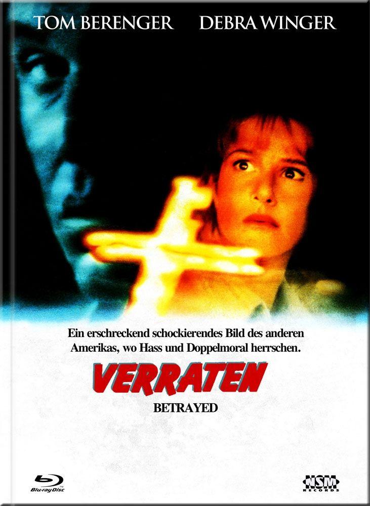 Verraten (Lim. Uncut Mediabook - Cover A) (DVD + BLURAY)