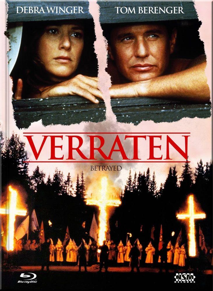 Verraten (Lim. Uncut Mediabook - Cover B) (DVD + BLURAY)