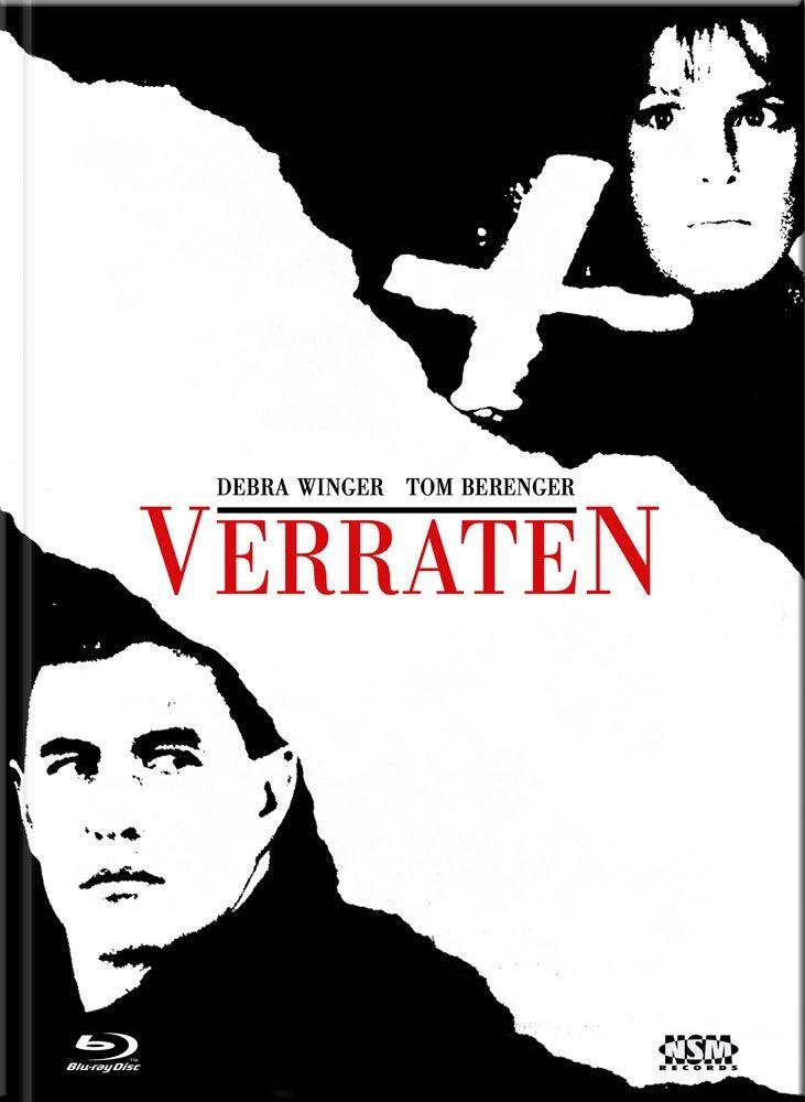 Verraten (Lim. Uncut Mediabook - Cover E) (DVD + BLURAY)