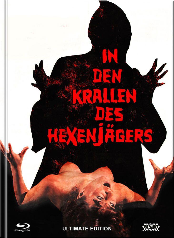 In den Krallen des Hexenjägers (Lim. Ultimate Edition Mediabook - Cover A) (UHD BLURAY + BLURAY + DVD)