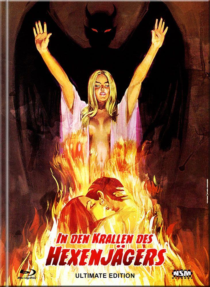 In den Krallen des Hexenjägers (Lim. Ultimate Edition Mediabook - Cover C) (UHD BLURAY + BLURAY + DVD)
