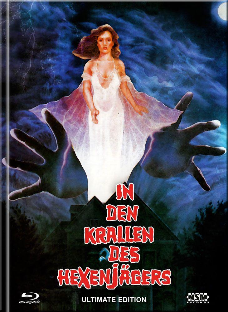 In den Krallen des Hexenjägers (Lim. Ultimate Edition Mediabook - Cover H) (UHD BLURAY + BLURAY + DVD)
