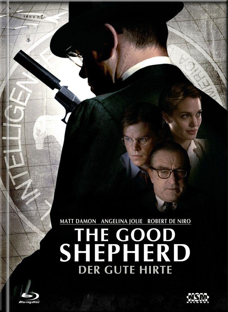 Good Shepherd, The - Der gute Hirte (Lim. Uncut Mediabook - Cover B) (DVD + BLURAY)