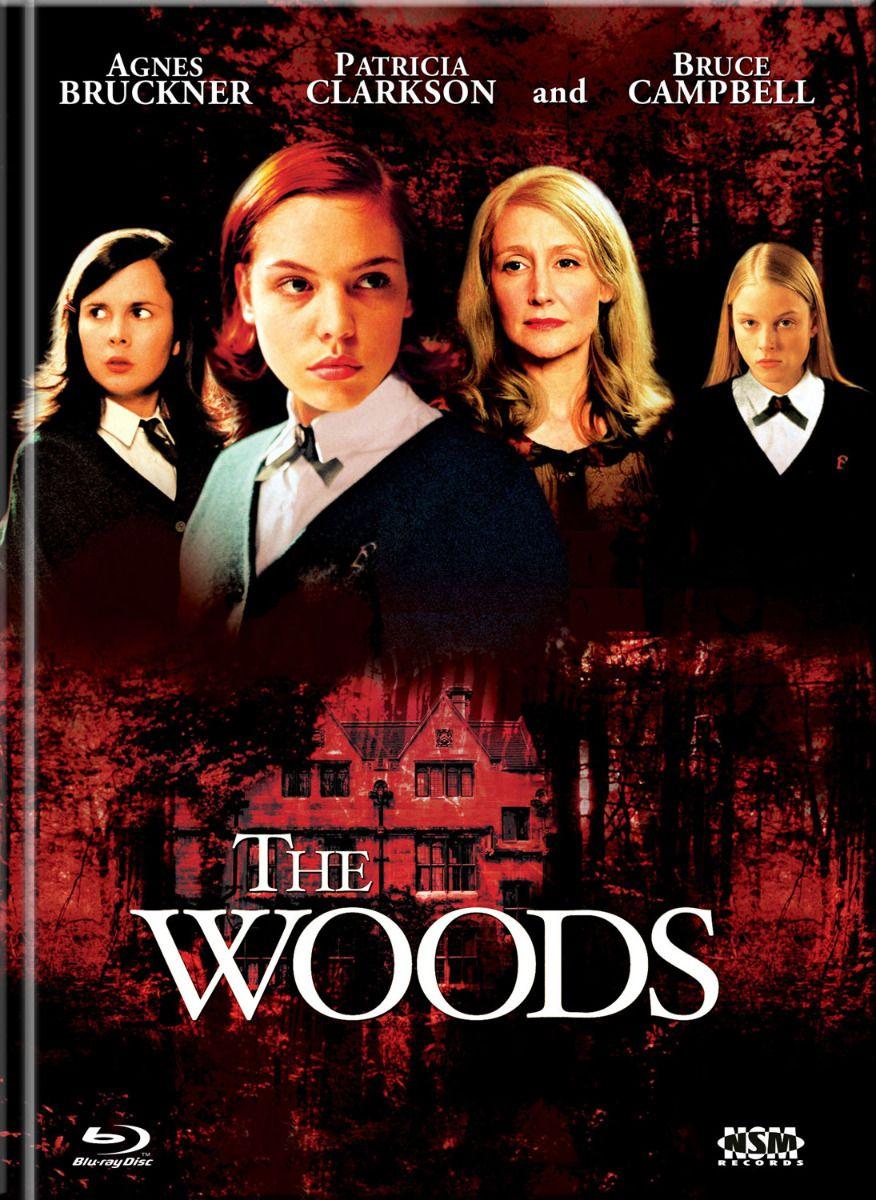 Woods, The (2006) (Lim. Uncut Mediabook - Cover B) (DVD + BLURAY)