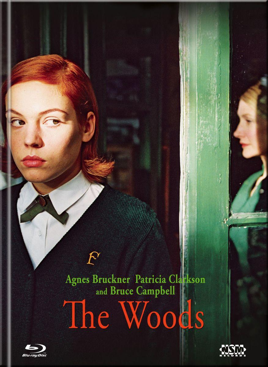 Woods, The (2006) (Lim. Uncut Mediabook - Cover C) (DVD + BLURAY)