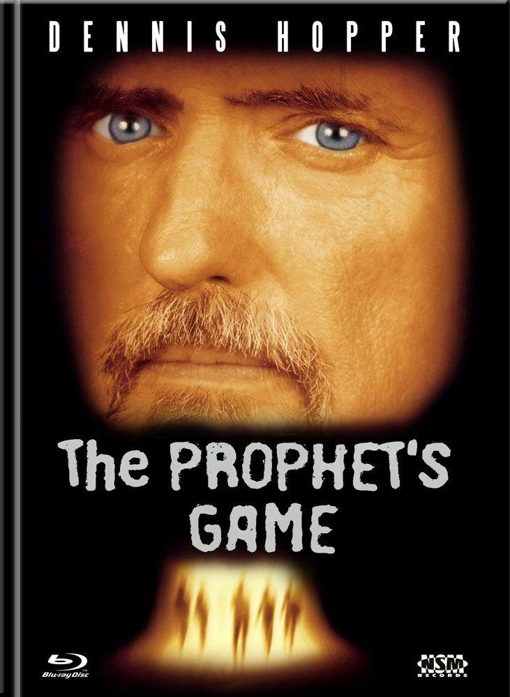 Prophet's Game - Im Netz des Todes (Lim. Uncut Mediabook - Cover D) (UHD BLURAY + BLURAY + DVD)