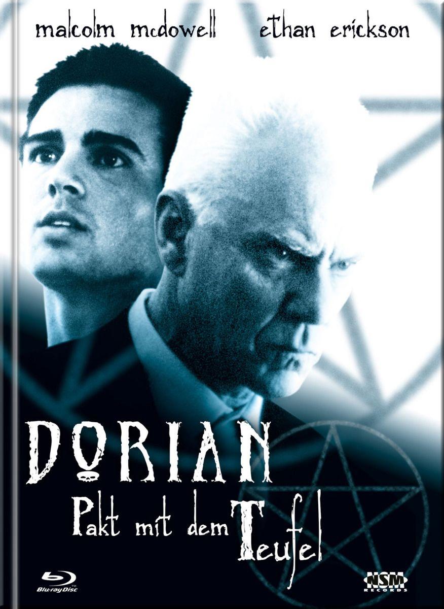 Dorian - Pakt mit dem Teufel (Lim. Uncut Mediabook - Cover A) (DVD + BLURAY)