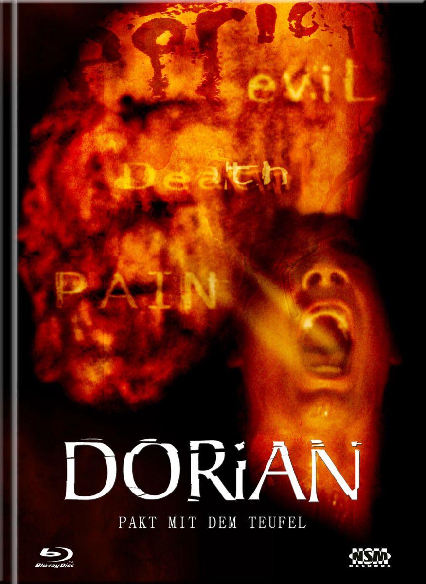 Dorian - Pakt mit dem Teufel (Lim. Uncut Mediabook - Cover B) (DVD + BLURAY)