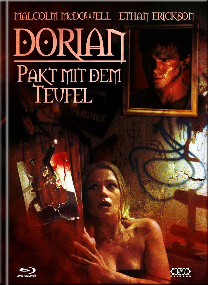 Dorian - Pakt mit dem Teufel (Lim. Uncut Mediabook - Cover C) (DVD + BLURAY)