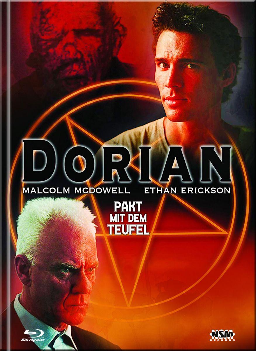Dorian - Pakt mit dem Teufel (Lim. Uncut Mediabook - Cover D) (DVD + BLURAY)