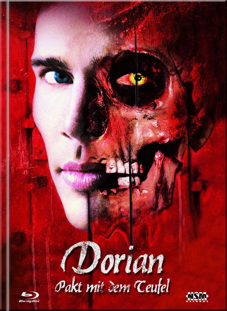 Dorian - Pakt mit dem Teufel (Lim. Uncut Mediabook - Cover E) (DVD + BLURAY)