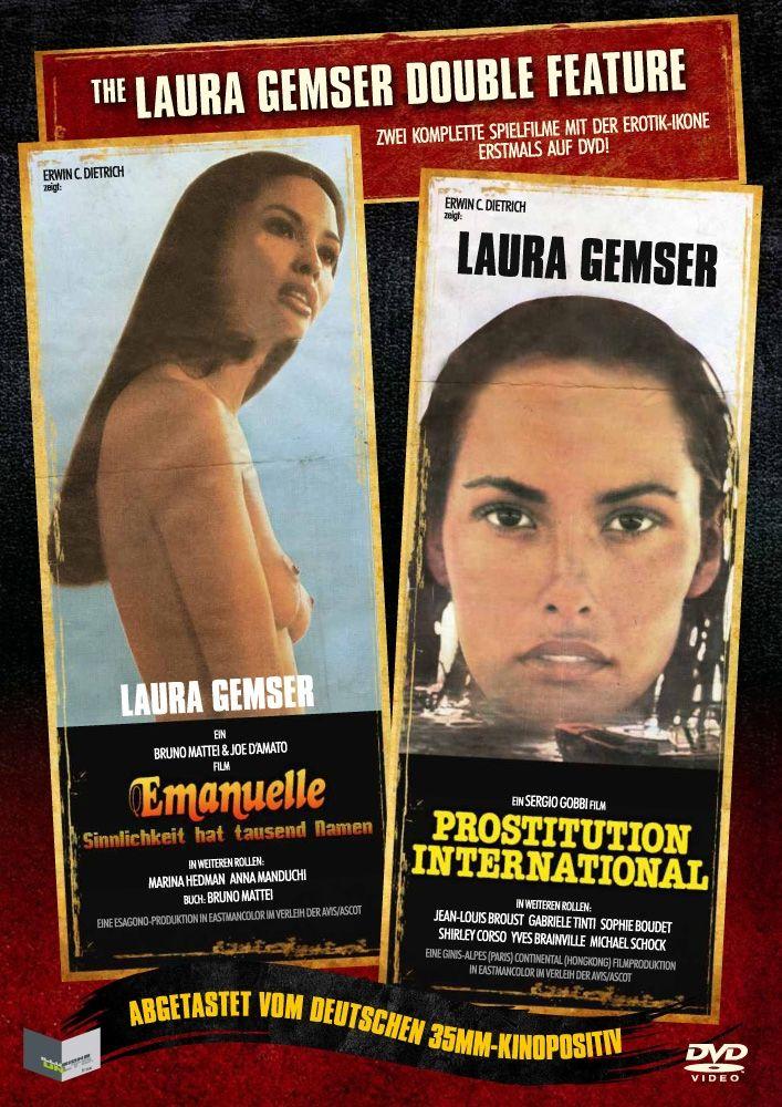 Laura Gemser Double Feature, The (Uncut)