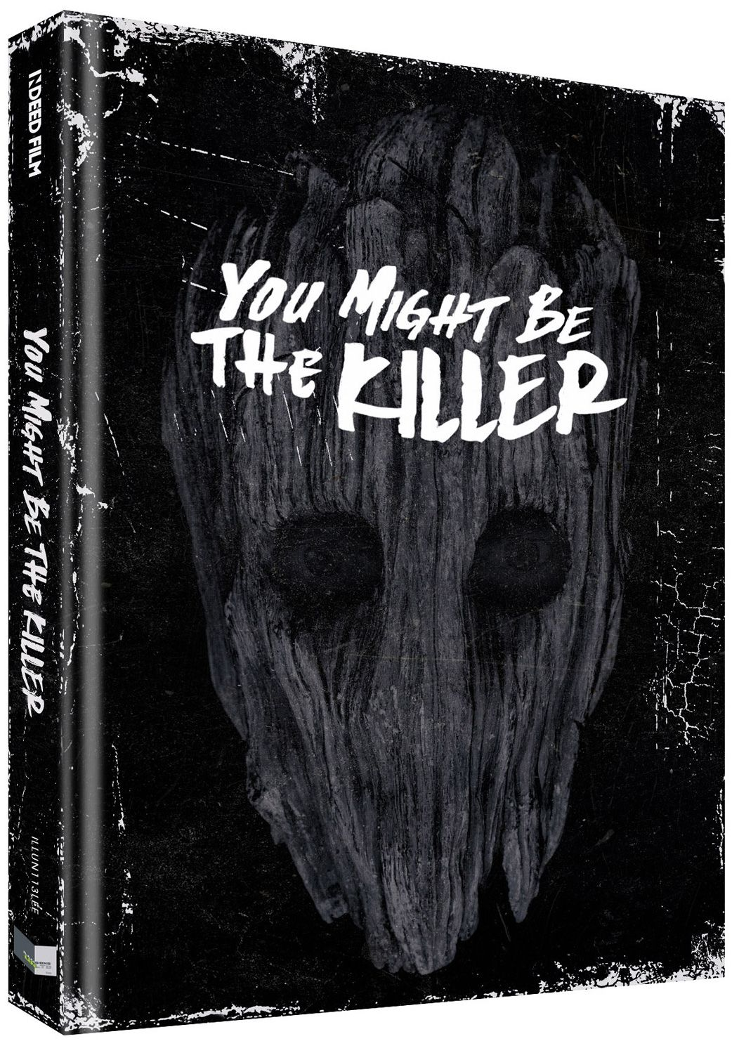 You Might Be the Killer (Lim. Uncut Mediabook - Cover E) (DVD + BLURAY)