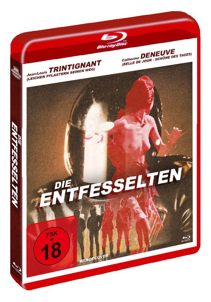 Entfesselten, Die (BLURAY)