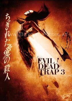 Evil Dead Trap 3 (Lim. kl. Hartbox) (Cover B)