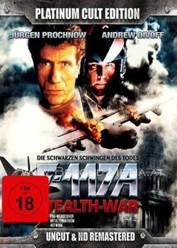F-117A - Stealth-War (Uncut) (Platinum Cult Ed.)