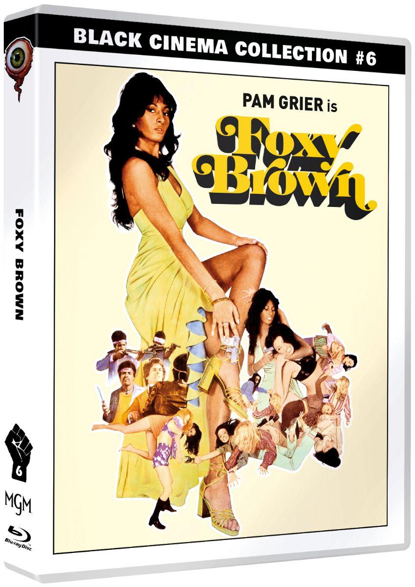 Foxy Brown (DVD + BLURAY)