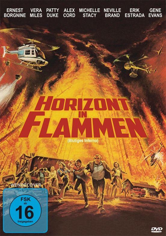 Horizont in Flammen - Brennendes Inferno