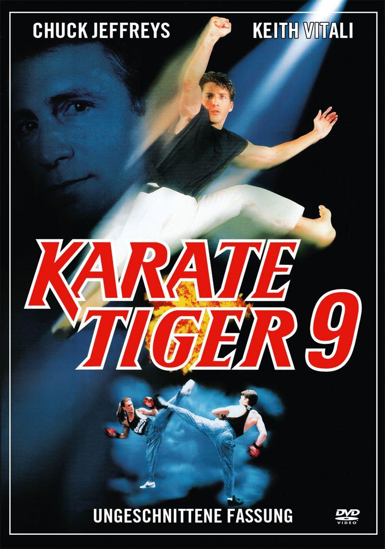 Karate Tiger 9 (Uncut)
