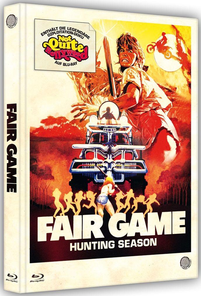 Fair Game - Hunting Season (Lim. Uncut Mediabook) (2 Discs) (BLURAY)