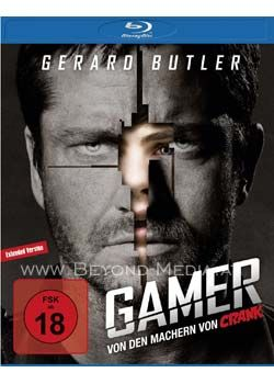 Gamer (2009) (Uncut) (Extended Version) (BLURAY)