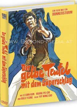 Gelbe Teufel mit dem Superschlag, Der (Lim. kl. Hartbox)