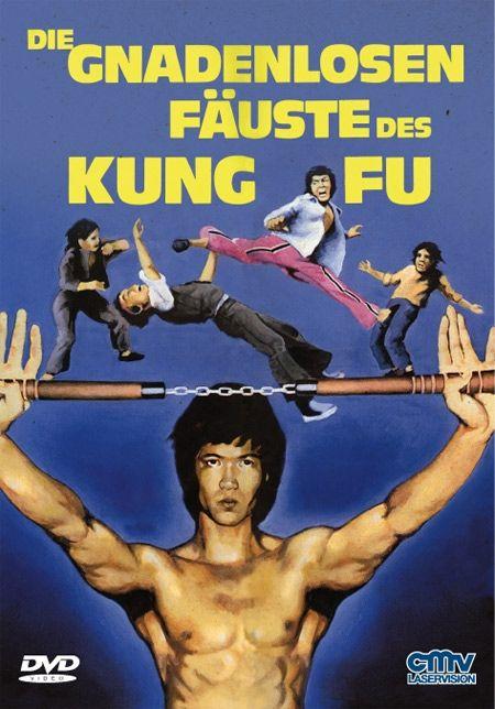 Gnadenlosen Fäuste des Kung Fu, Die (Kl. Hartbox)