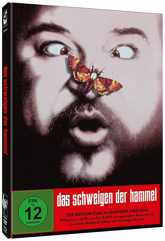 Schweigen der Hammel, Das (Lim. Uncut Mediabook) (DVD + BLURAY)
