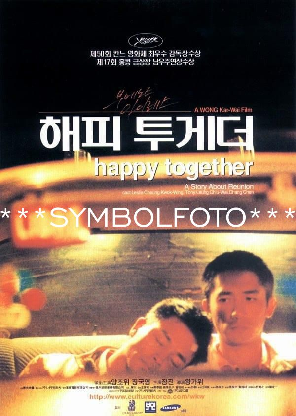 Happy Together (Special Edition) (UHD BLURAY + BLURAY + DVD)