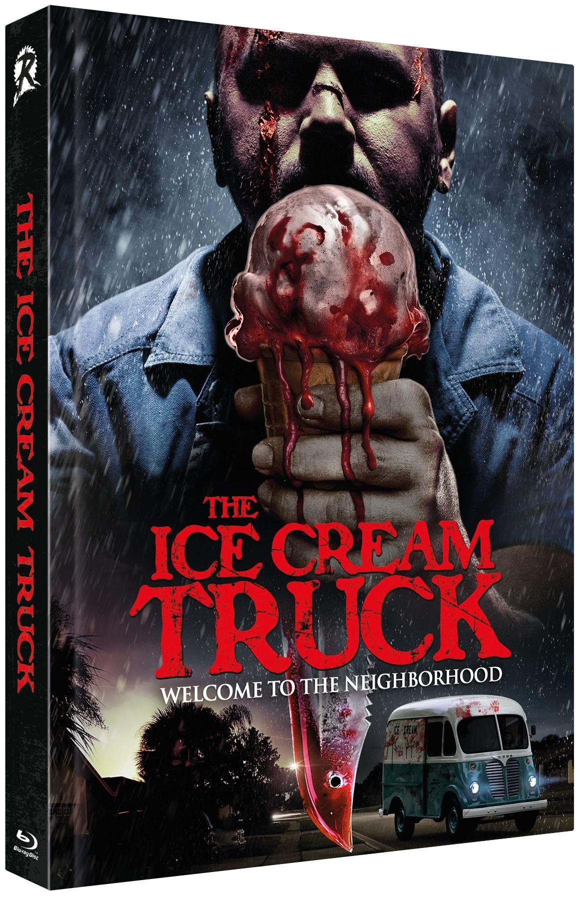 Ice Cream Truck, The (Lim. Uncut Mediabook - Cover C) (DVD + BLURAY)