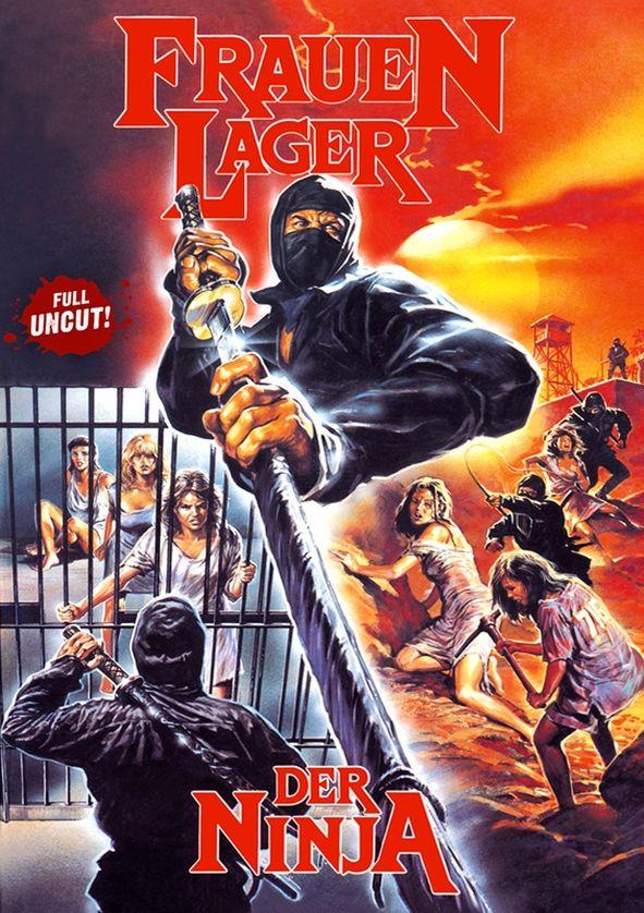 Frauenlager der Ninja (Uncut)