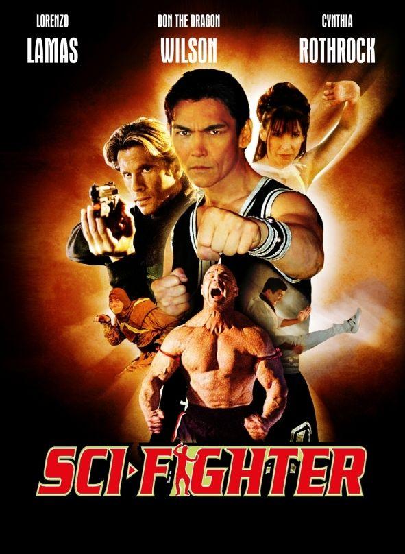 Sci-Fighter (Lim. Uncut Mediabook - Cover A) (DVD + BLURAY)