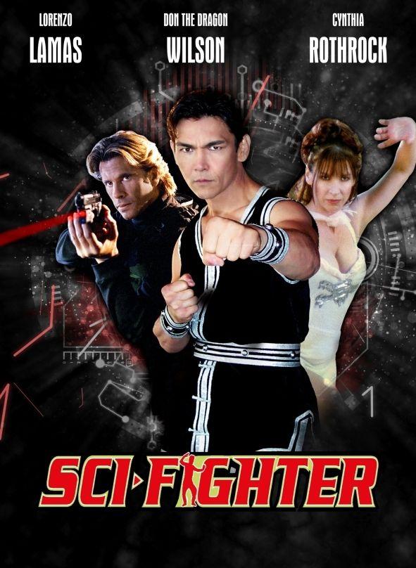 Sci-Fighter (Lim. Uncut Mediabook - Cover B) (DVD + BLURAY)