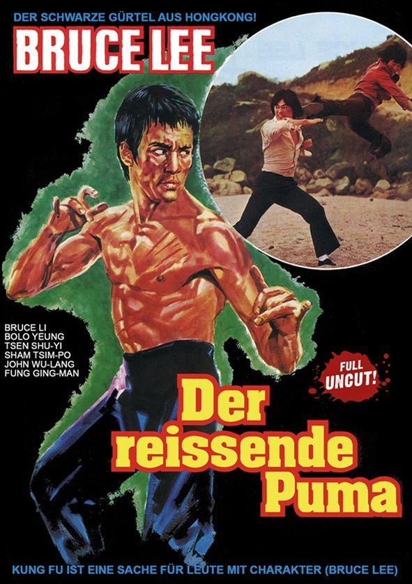 Bruce Lee - Der reißende Puma (Uncut)