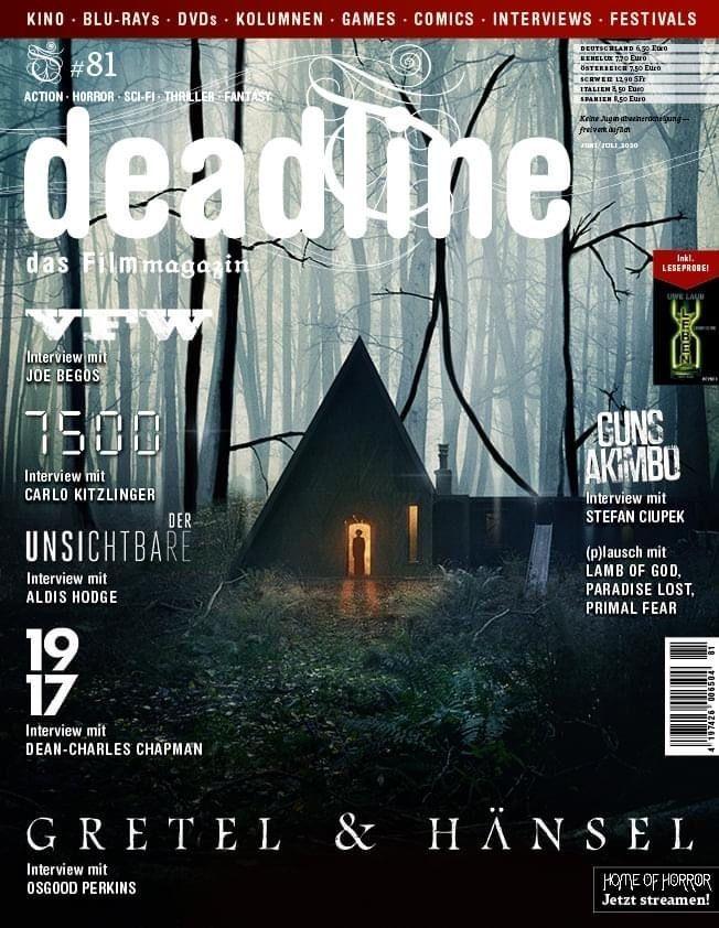 Deadline # 81
