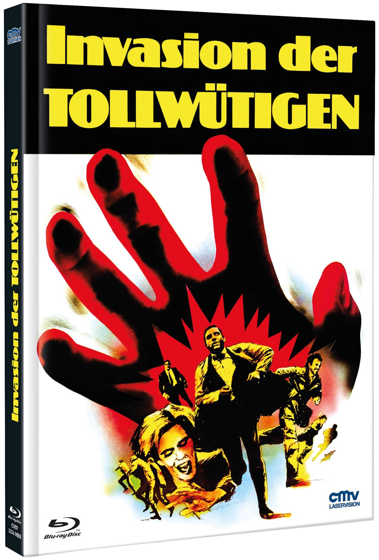 Invasion der Blutfarmer (Lim. Uncut Mediabook - Cover B) (DVD + BLURAY)