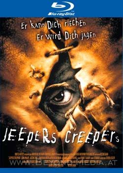 Jeepers Creepers - Es ist angerichtet (BLURAY)
