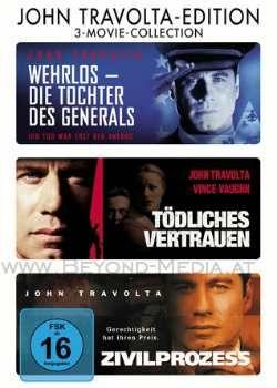 John Travolta Edition: 3 Movie Collection (3 Discs)