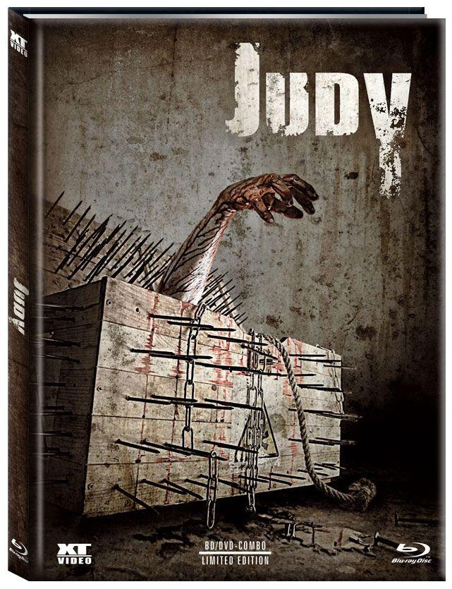 Judy (Lim. Uncut Mediabook - Cover B) (DVD + BLURAY)