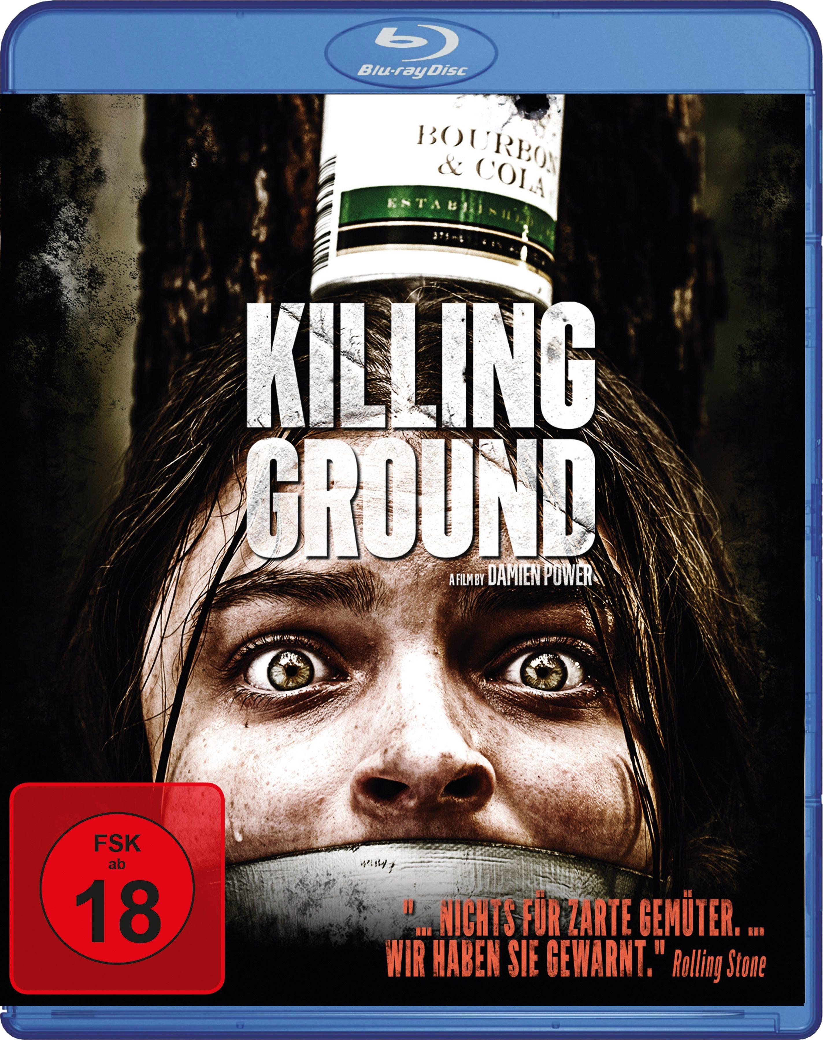 Killing Ground (BLURAY)