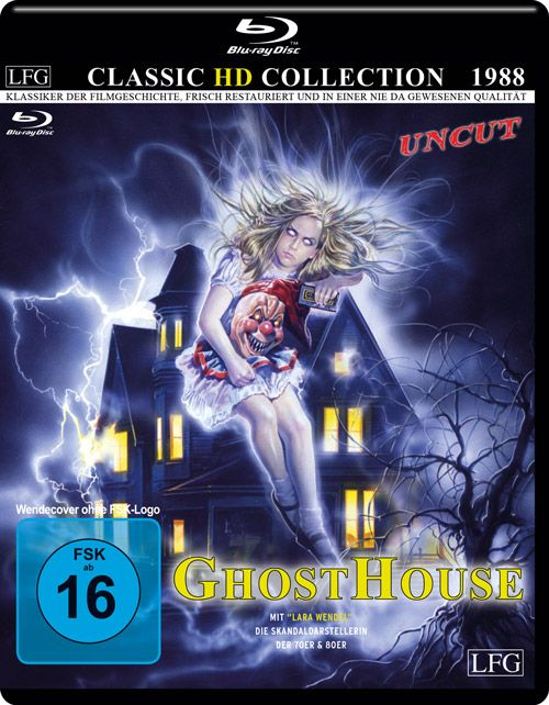 Ghosthouse (Uncut) (BLURAY)