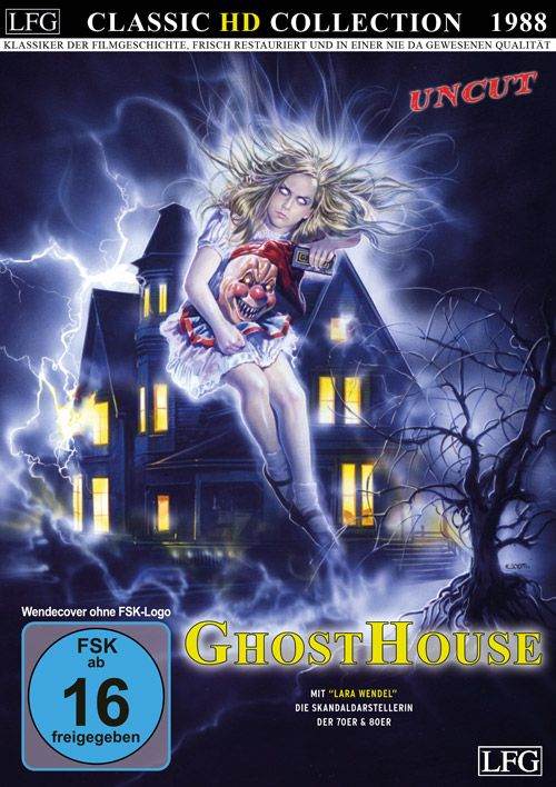 Ghosthouse (Uncut)