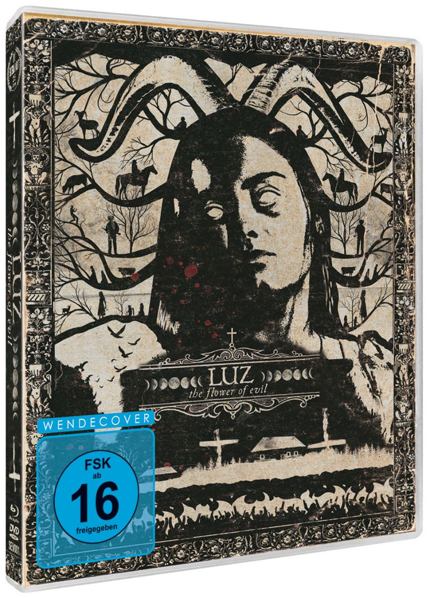 Luz - The Flower of Evil (Lim. Edition) (DVD + BLURAY)