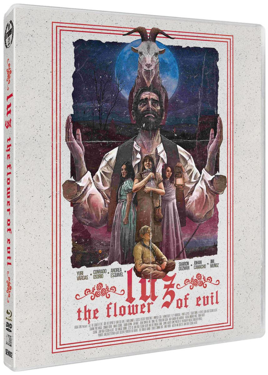 Luz - The Flower of Evil (Lim. Soundtrack Edition) (3 Discs) (DVD + BLURAY)