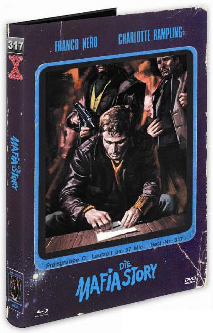Mafia-Story, Die (Lim. gr. Hartbox) (DVD + BLURAY)