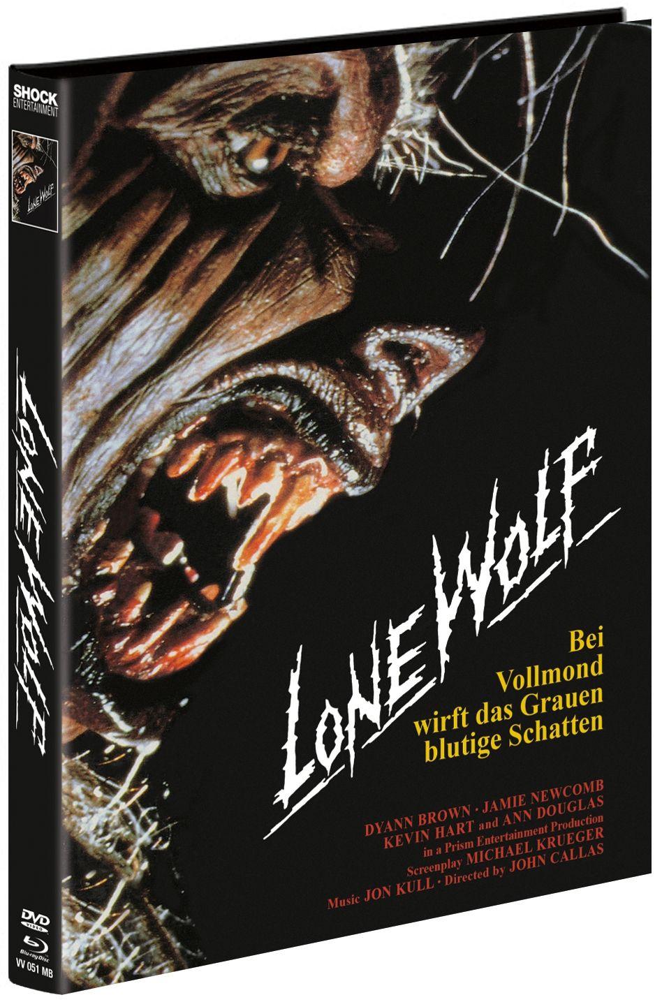 Lone Wolf (Lim. Uncut Mediabook) (DVD + BLURAY)