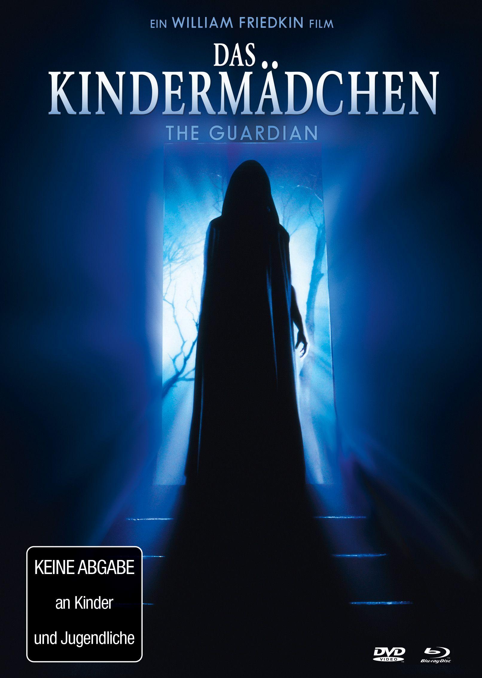 Kindermädchen, Das (Lim. Uncut Mediabook) (DVD + BLURAY)